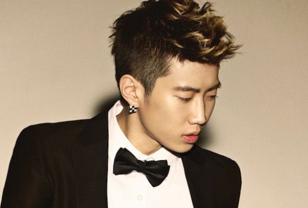 Jay Park Takes To Social Media To Complain About Show Me The Money 4 Editing Koogle Tv Jayz Jay Z Boys Hair Highlights Mens Hairstyles Men Hair Highlights