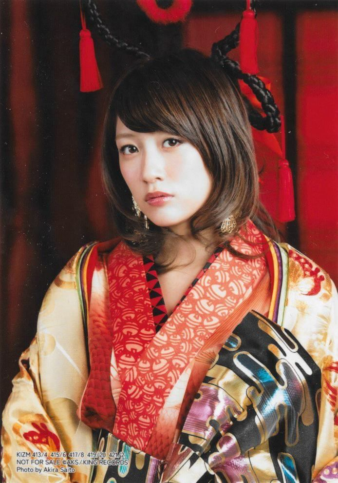 43rd Single 「Kimi wa Melody」 #Minami_Takahashi #高橋みなみ #AKB48
