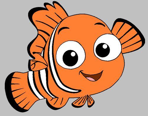 Finding Nemo Clip Art Images