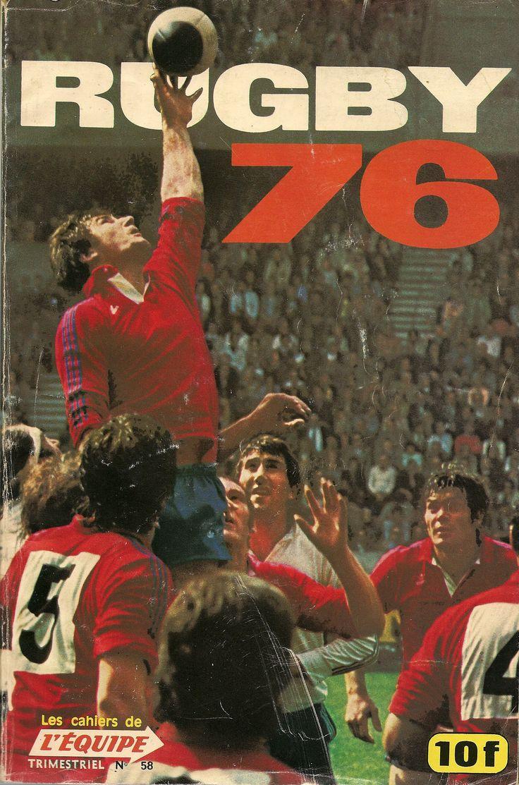Les Cahiers de l'Équipe - Rugby 76