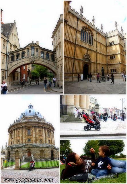 Gezgin Anne: Alaz Oxford'a Gitti
