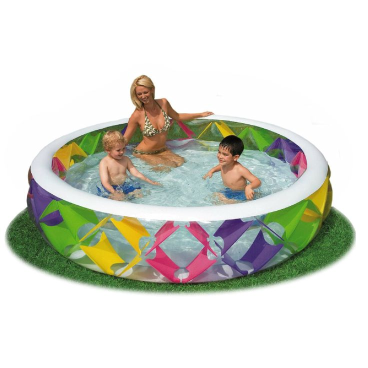 25 melhores ideias de piscinas intex no pinterest - Piscinas intex espana ...