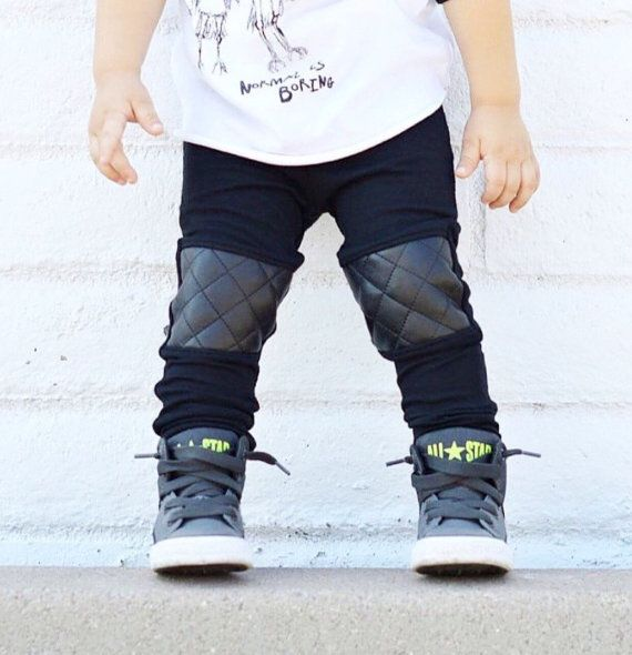 Baby boy leggings / Baby leggings / Boy by PoshKiddosapparel