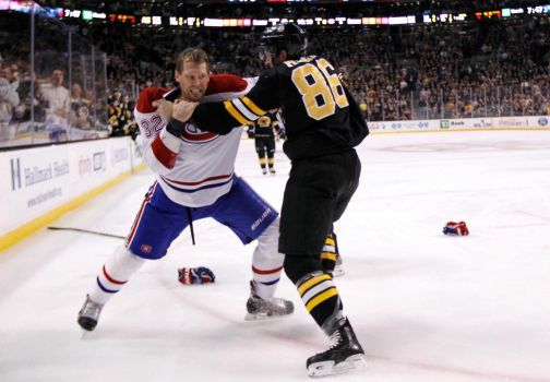 SPORTS CR3W: Canadiens stop Bruins' 12-game win streak