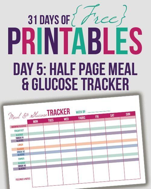 15 best images about Diabetes on Pinterest | Food log, A ...