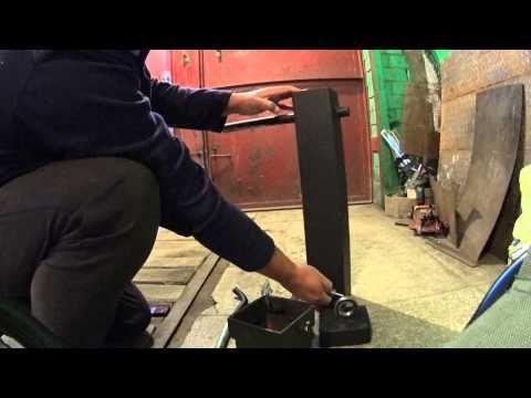 Дымогенератор для Холодного и Горячего Копчения размеры,принцип действия .Тольяттинец - YouTube