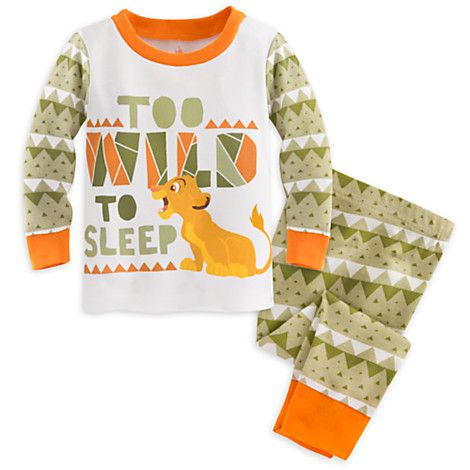 The Lion King PJ PALS for Baby