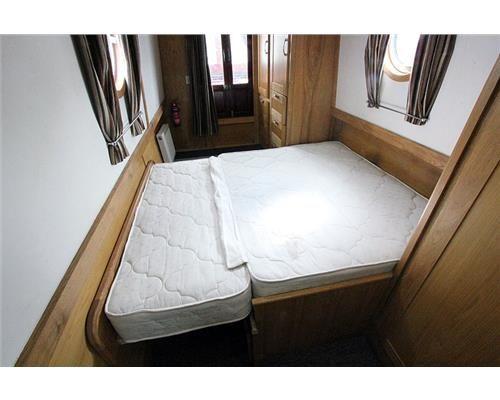 Camper Bathroom Storage Shelves