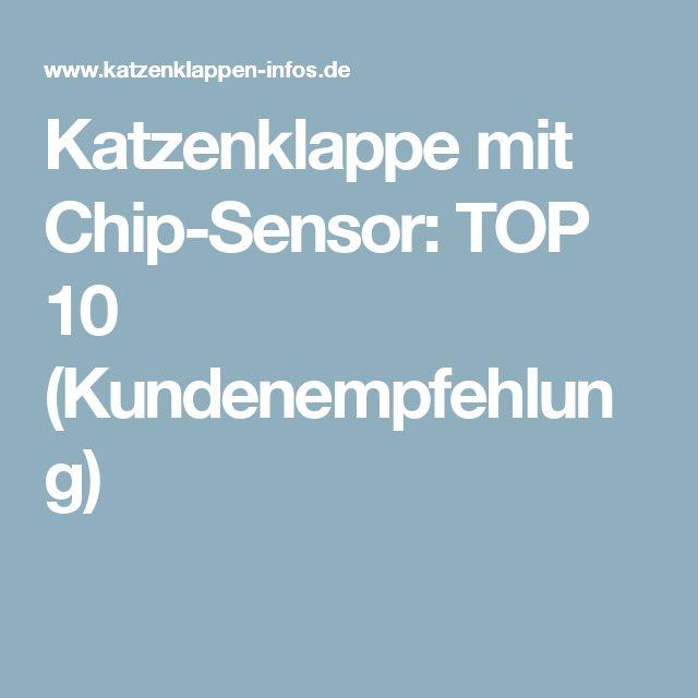 Katzenklappe mit Chip-Sensor: TOP 10 (Kundenempfehlung)