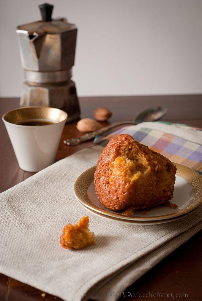 Paciocchi di Francy: I muffins di Nigella. Alla cannella, mele e mandorle.
