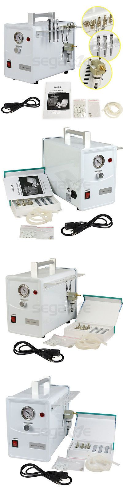 Microdermabrasion Tools: Pro Diamond Microdermabrasion Dermabrasion Facial Peel Vacuum Spray Machine -> BUY IT NOW ONLY: $138.99 on eBay!