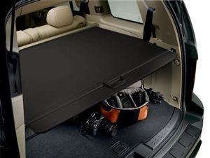 2009-2013 Honda Pilot Cargo Cover at Partscheap.com