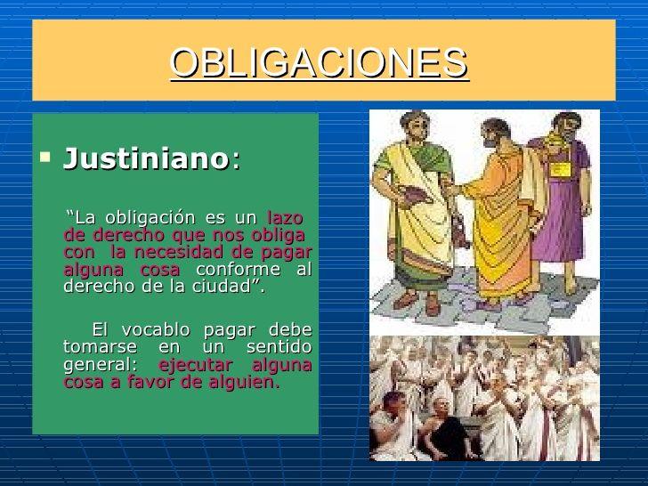 Obligaciones Y Fuentes De Obligaciones En El Derecho Romano Derecho Romano Romanos Negligencia