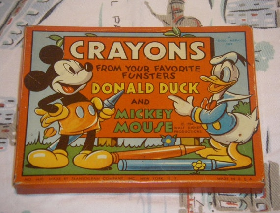 Donald Duck in Vintage Collectibles - Ruby Lane -