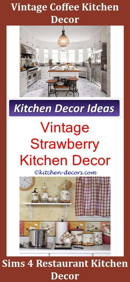 small kitchen decorating ideas on a budget kitchen decor ideas mason jars pinterest kitchen decor and kitchens - Strawberry Kitchen Decoration