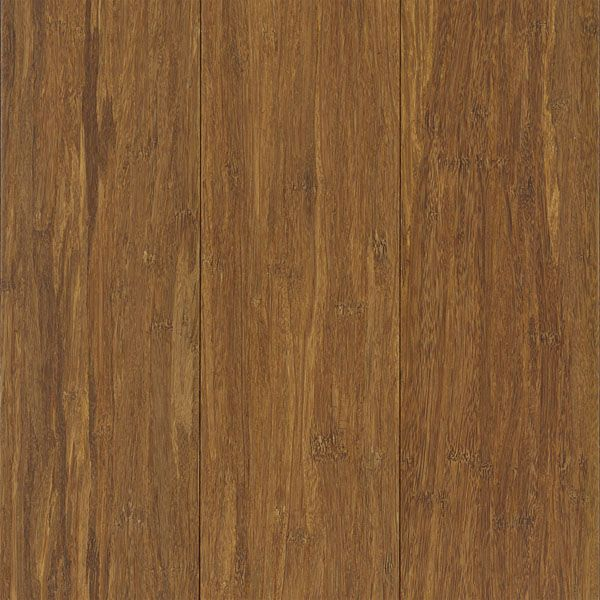 Mocha Stranded Locking Bamboo Possible Flooring In