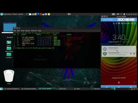 Wifiphisher WPA2 WIFI Hacking [2017] - Is it Better than