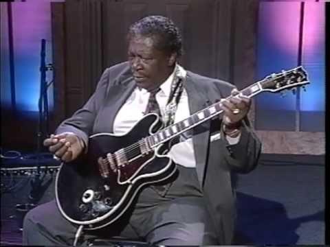 BB King Guitar Lesson - Phrasing Over G Progression
