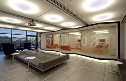 hongkiat.com » Creative & Modern Office Designs Around the World
