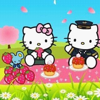 Hello Kitty Dear Daniel Picnic
