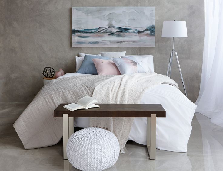 Pastel Obsession Bedroom Decor