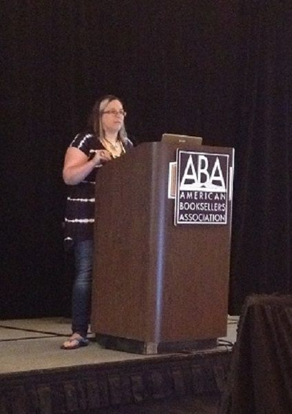 Kristen McLean, resident children's specialist at Nielsen Book, shared key content trends in children's books, as well as potential opportunities for capturing new readers, during a featured talk at the 2016 Children's Institute.
