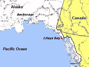 MEGA-TSUNAMI Lituya Bay - The Mega Tsunami of 9 July 1958 in Lituya Bay, Alaska - Analysis of Mechanism - by Dr. George Pararas-Carayannis