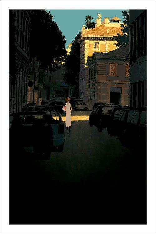 Paris Sunlight by Tadahiro Uesugi - bunny kisses!x