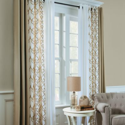 These stylish insulated panels help reduce the amount of summer's heat or winter's cold coming through the window, and also help reduce light and outside noise.