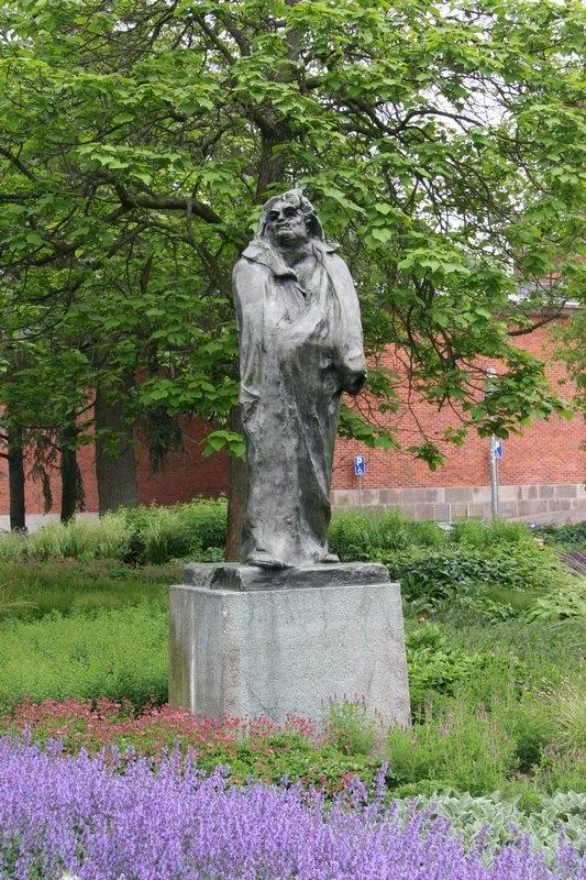Honoré de Balzac in Eindhoven