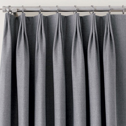 Parisian Pleat #LilyFairDrapery.comCurtains Blinds, Curtains Collection, Euro Pleated Curtains, Pleated Lilyfairdrapery Com, Decor Details, Parisianpleat Drapery, 3 Fingers Parisians, Parisians Pleated Drapery, Windows Treatments
