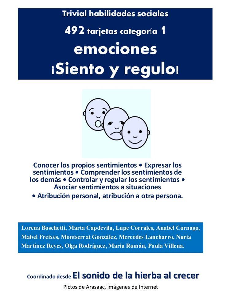 Trivial Emociones ¡Siento y regulo!http://elsonidodelahierbaelcrecer.blogspot.com.es/2014/02/trivial-categoria-siento-y-regulo.html