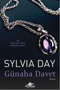 Sylvia Day Günaha Davet Kitabı
