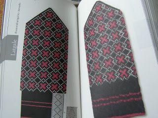 Latvian pattern, Latgale region