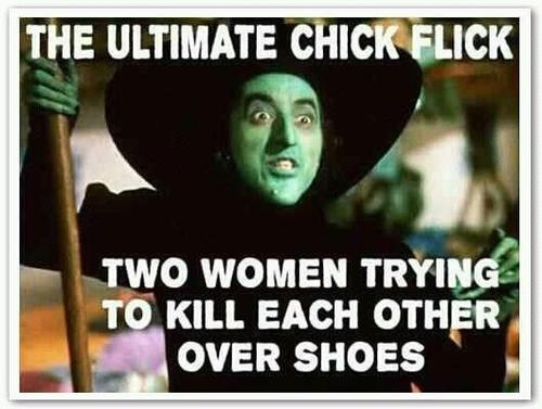 Wizard of Oz: Chick Flicks, Shoes, Dr. Oz, Movie, So True, Funny Stuff, Wizard Of Oz, Ultimate Chick
