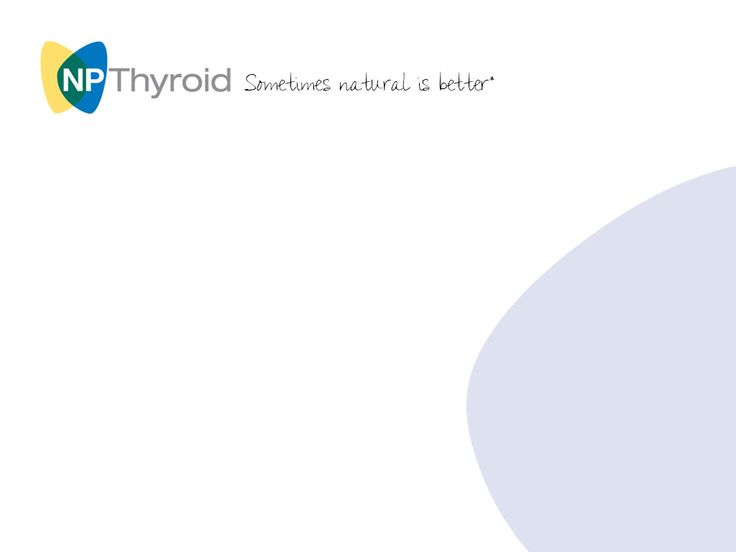 NP Thyroid tablets from Acella Pharmaceuticals offer a reliable, trusted option for naturally desiccated thyroid containing levothyroxine (T4) and liothyronine (T3).  NP Thyroid is available in 30mg, 60mg and 90mg tablets through your local pharmacy.