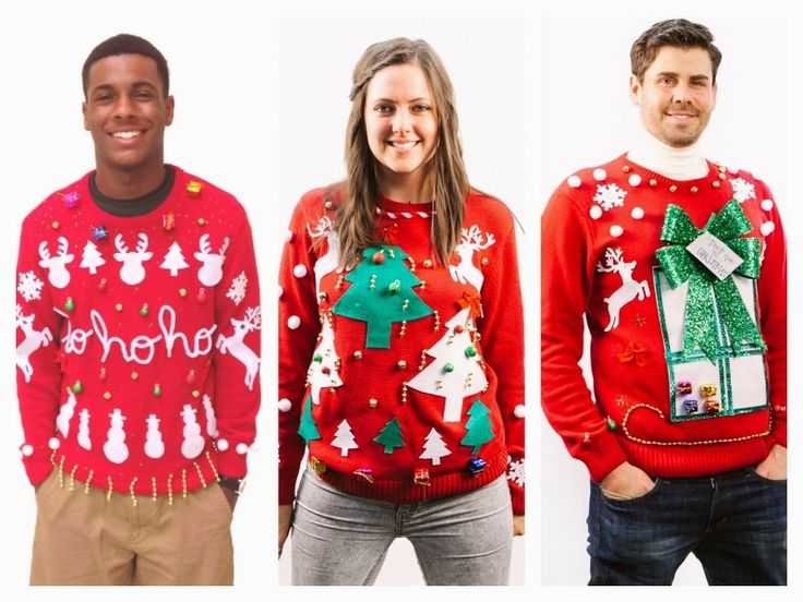 The 25+ best Couples ugly christmas sweater ideas on Pinterest ...