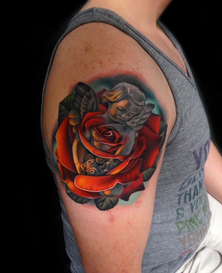 Tattoo Designs Angel: 1000+ Ideas About Angel Tattoo Designs On Pinterest