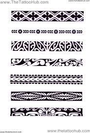 """Résultat de recherche d'images pour """"forearm band tribal tattoos"""""""