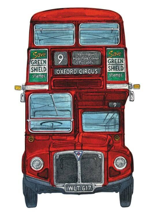 Routemaster - Barry Goodman