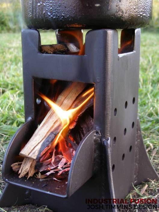 17 Best Ideas About Rocket Stoves On Pinterest Diy