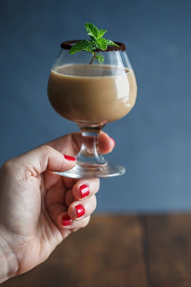 This recipe for Brazilian coffee cocktail is a real pick-me-up and after-dinner treat: smooth, creamy, and slightly sweet.