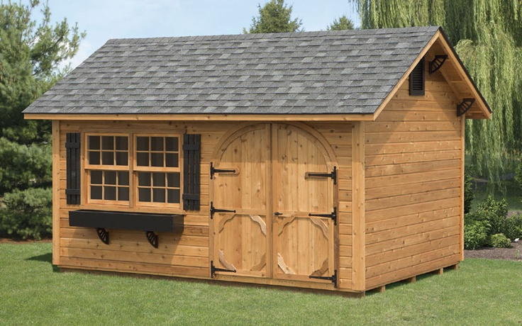 17 best ideas about amish sheds on sheds 88147