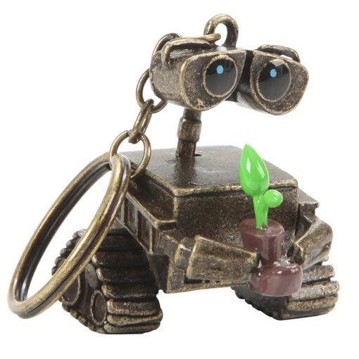 WALL•E Keychain - $10 ⋆ Gifts for Disney Fans!