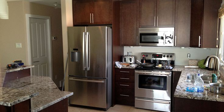 1000 images about remodel ideas on pinterest split for Split level kitchen remodel before and after