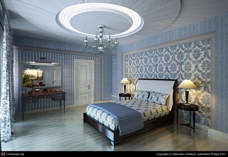 Master Bedroom design by Stanislav Orekhov