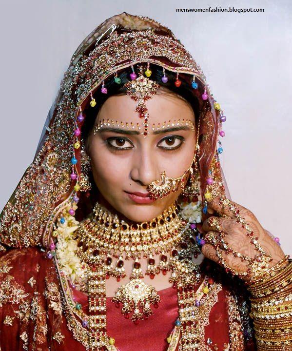 Indian Uttar Pradesh Bridal Wedding Jewellery Collection 26 ...