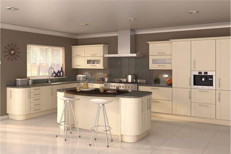 Fulford alabaster kitchens buy fulford alabaster kitchen for Alabaster kitchen cabinets