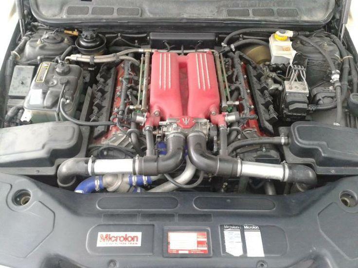 Evo V8 Biturbo