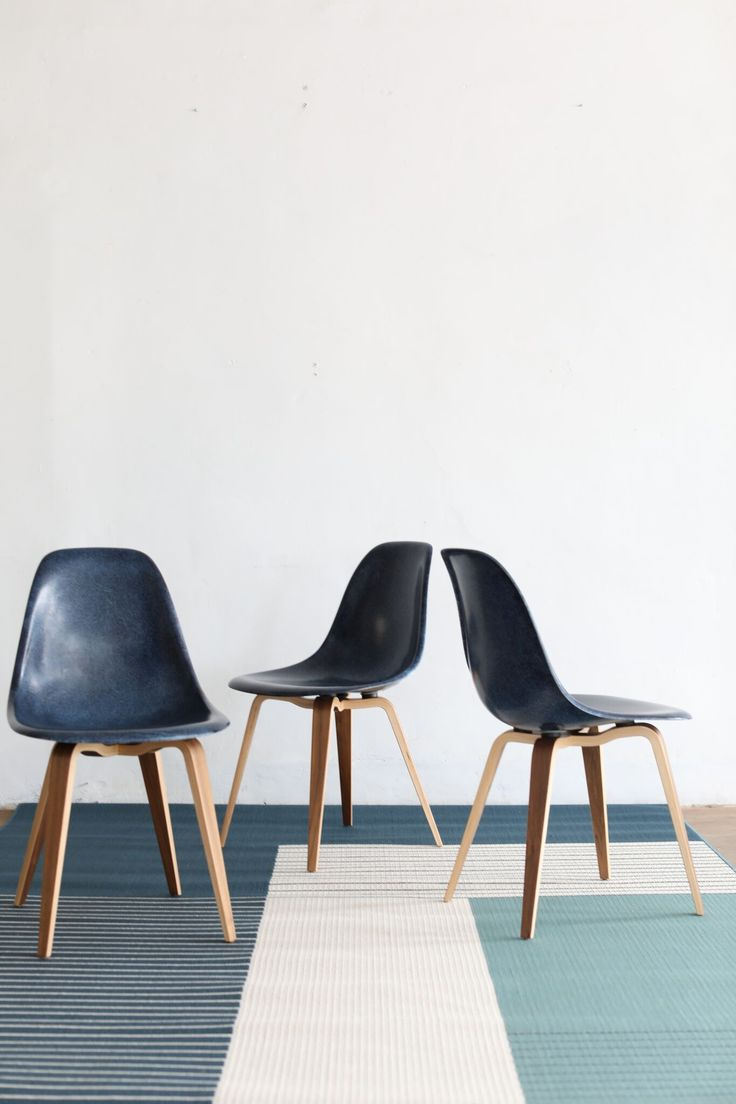 796 best Case Study® Fibergl Shell Chairs images on Pinterest ... Round White Natural Modern Fibergl Chair on
